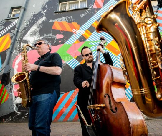 Limerick Jazz Festival Launch (Pic Alan Place)