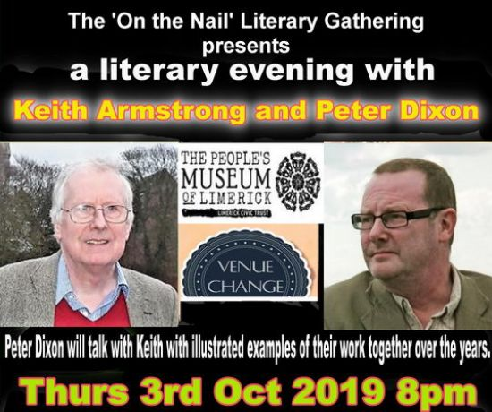 On the nail literary gathering