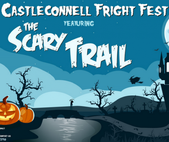Fright Fest - The Scary Trail
