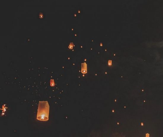 Lanterns (Unsplash)