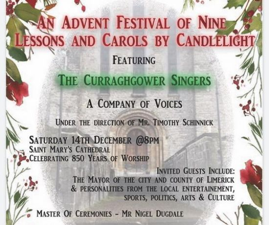 Advent Festival of Nine Lessons and Carols by Candlelight