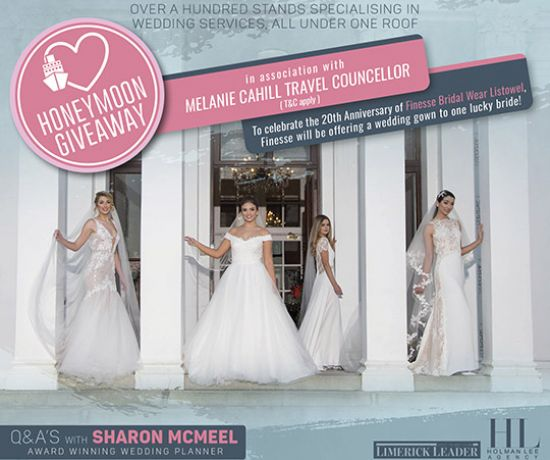 Mid West Bridal Exhibition Poster