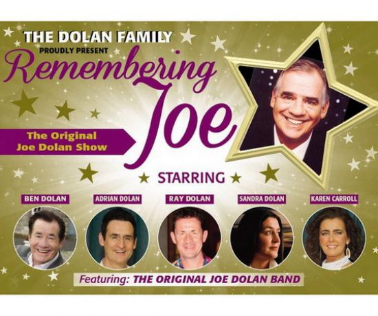 The Dolan Family Proudly Present Remembering Joe