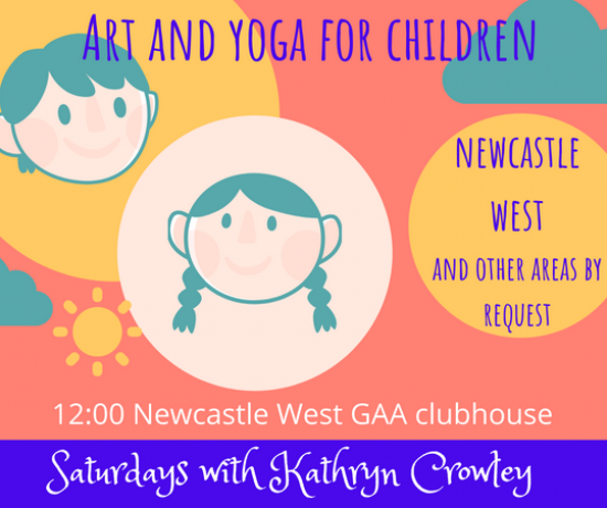 Art and Yoga for Children