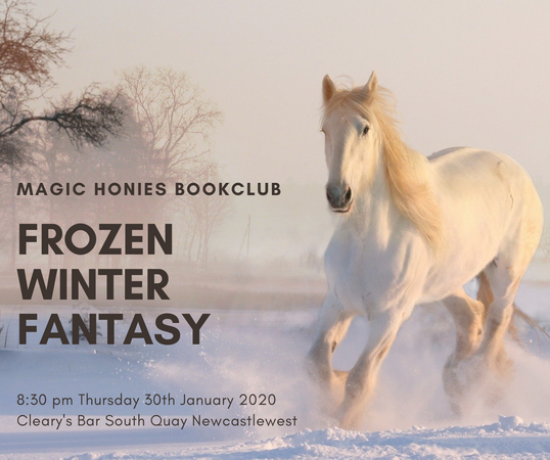 Magic Honies Bookclub January Meetup