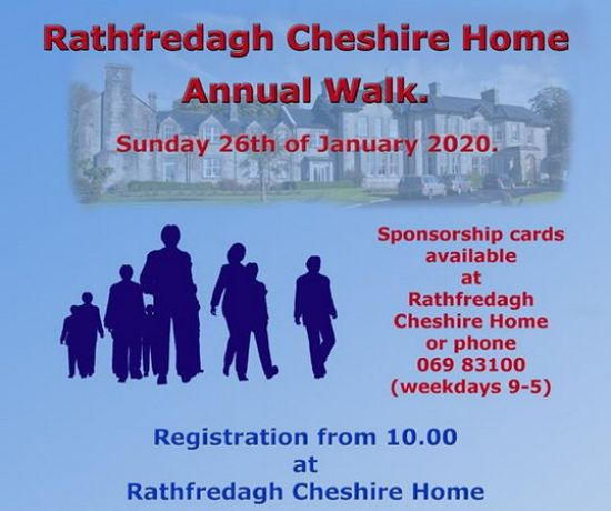 Rathfredagh Cheshire Home Annual Walk