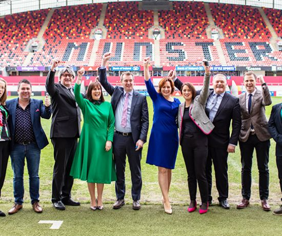 Tourism Space Live - Thomond Park