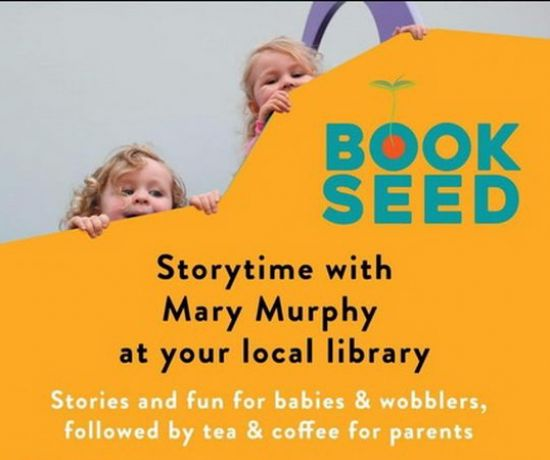 Book Seed - Storytime