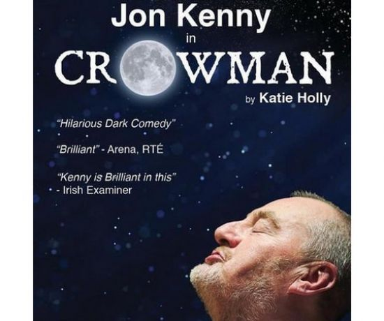 Jon Kenny in Crowman
