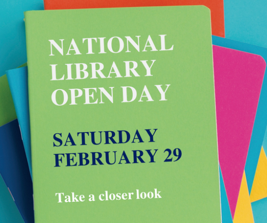 National Library Open Day