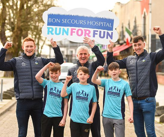 Bon Secours Hospital Limerick Run for Fun. (Pic Diarmuid Greene)