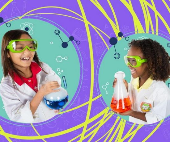 Nutty Scientists Camp