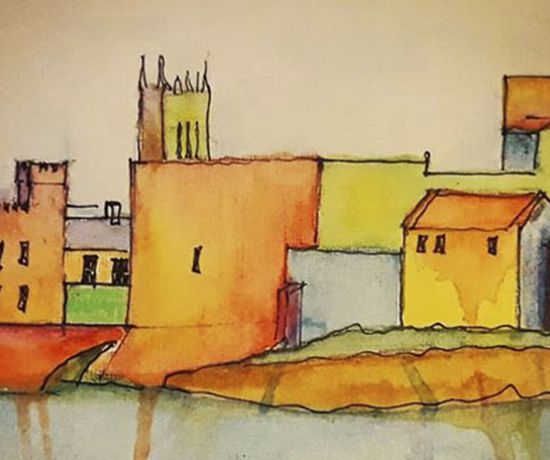 King John's Castle by Orla Hickey