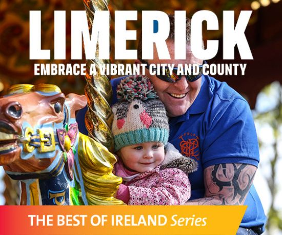 Limerick Best of Ireland Series 2020 - Limerick Visitor Guide