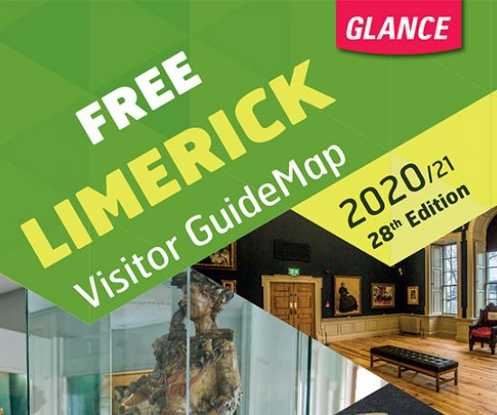 Limerick Visitor Guide Map 2020