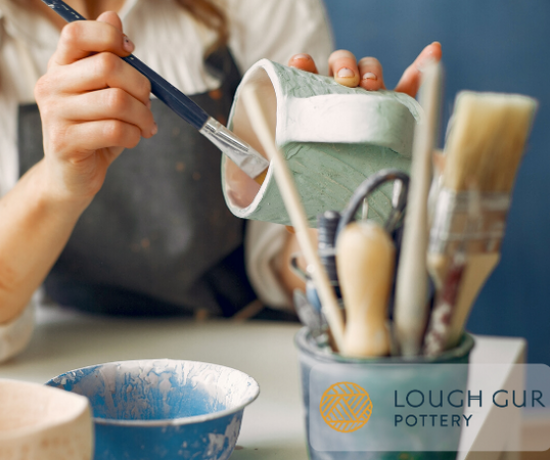 Lough Gur Pottery Classes and Workshops