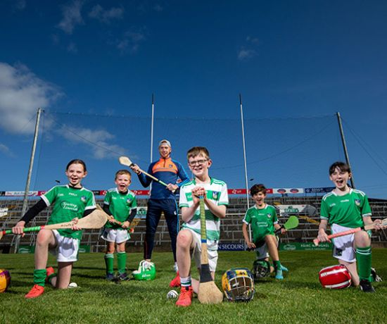 Cian Lynch inspires turns Bainisteoir for Limerick 50 Days of Summer top prize (Pic: Alan Place)