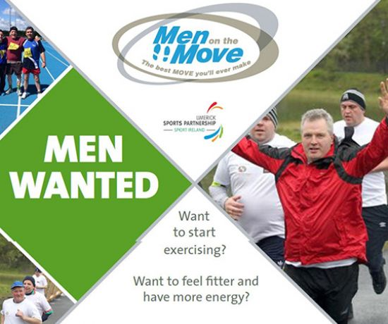 Outdoor Men on the Move
