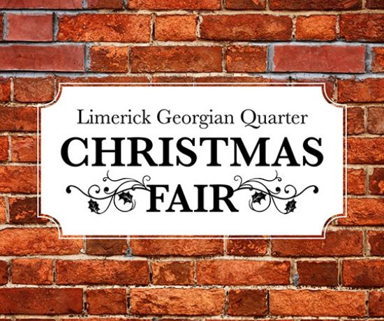 Limerick Georgian Quarter Christmas Fair