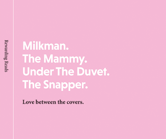 Rewarding Reads - Love between the covers