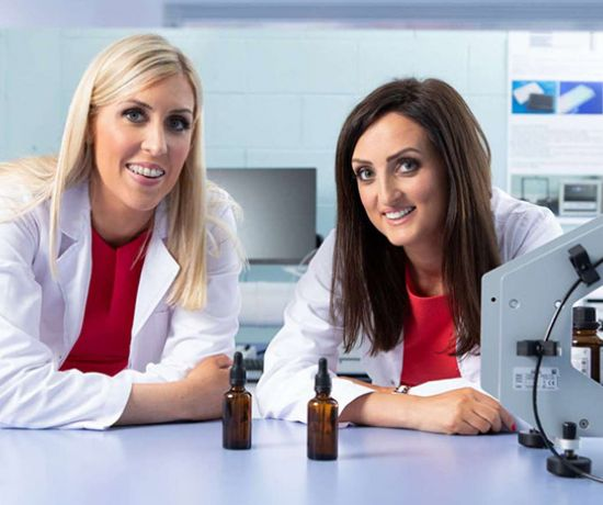 Sharon Cunningham and Orlaith Ryan - Sorla Pharma