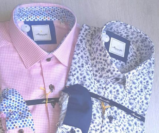 Shirts from Sextons