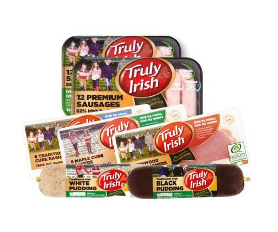 Truly Irish Food Gift Hamper