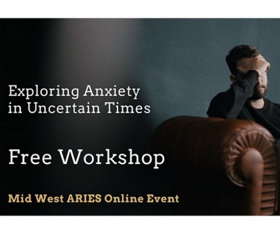 Part 1 exploring anxiety in uncertain times