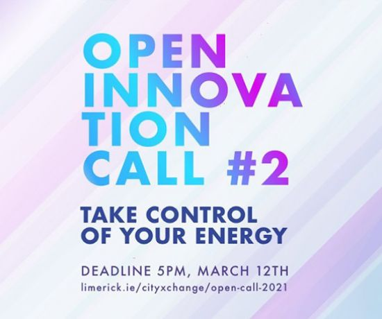Open Innovation Call #2