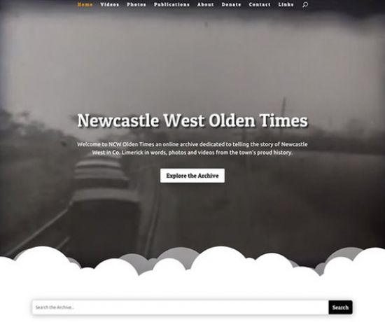 Newcastle West Olden Times