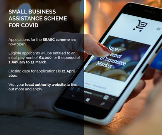 Small Business Assistance Scheme for COVID