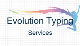 evolution typing services 810 x 456
