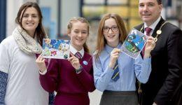 Fairtrade Christmas Card competition winners