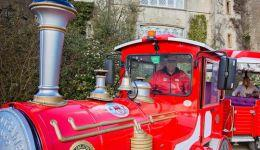 Toots Train Christmas in Limerick