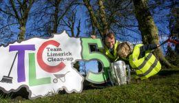 Team Limerick Clean-Up 5 Launch, Castleconnell, Co. Limerick. (Pic: Alan Place)