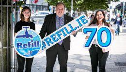 Refill.ie Pic Keith Wiseman