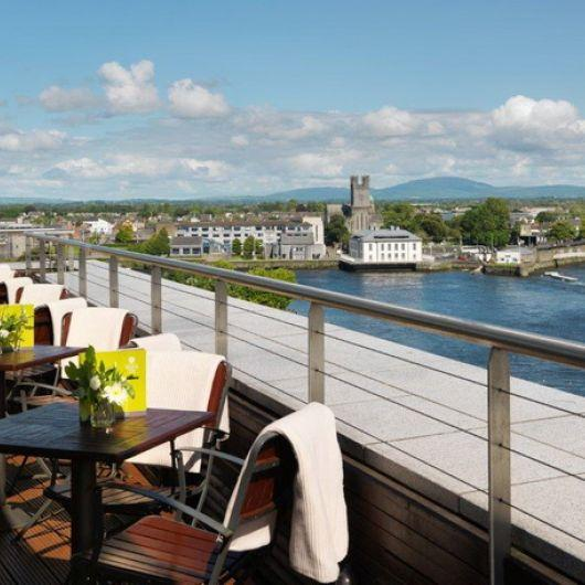 Limerick Strand Hotel - City View Terrace