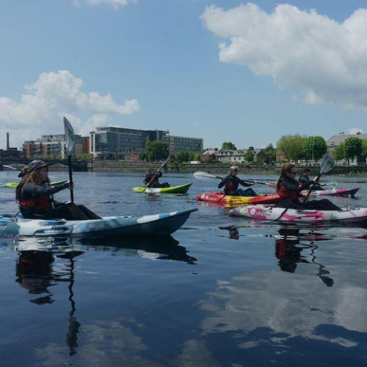Get West Kayak Limerick