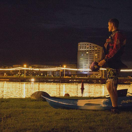 Limerick Night Kayak Tour