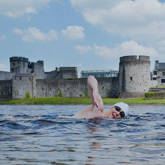 Swimming in Limerick