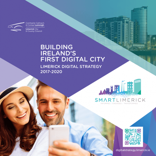 Limerick Digital Strategy Brochure