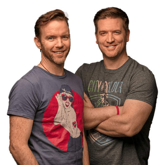 Todayfm Dermot and Dave show at UCH