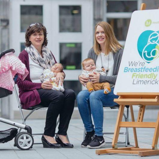 Who Can Join Limerick Breastfeeding Friendly