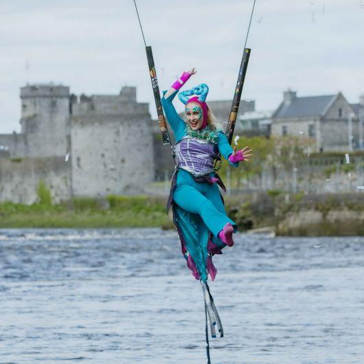 Festivals and events on the River Shannon in Limerick Pic: True Media