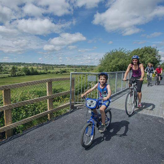 Healthy Limerick - Greenway Family Cycle
