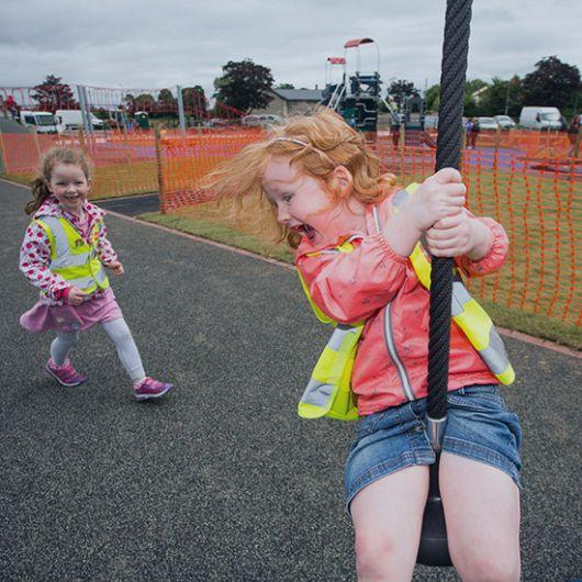 Healthy Limerick - Mungret Park and Playground Limerick