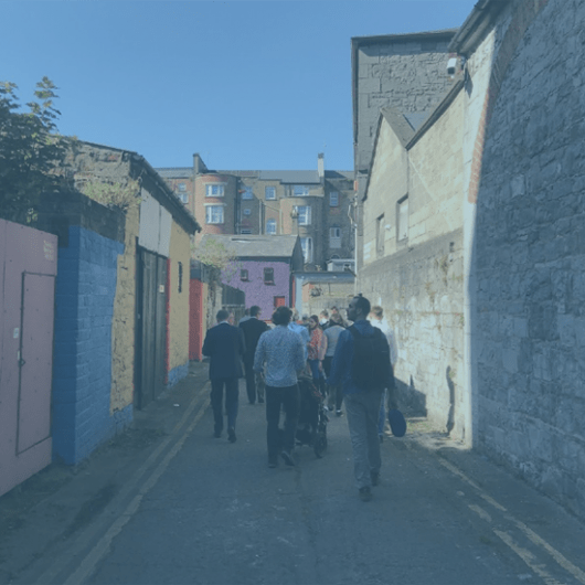 Community Led Open Innovation - Laneways